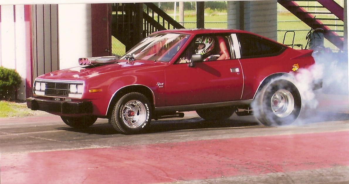 1982  AMC Spirit gt picture, mods, upgrades