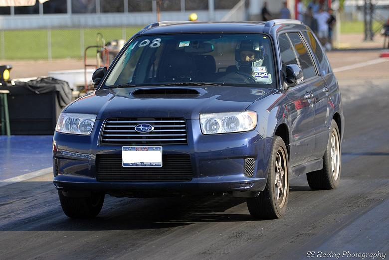 2006  Subaru Forester XT picture, mods, upgrades