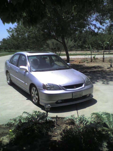 2002  Honda Civic EX picture, mods, upgrades