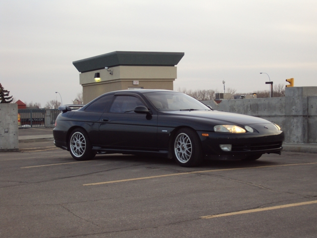 1991  Lexus Soarer GTTL picture, mods, upgrades