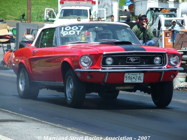 1968  Ford Mustang convertible picture, mods, upgrades