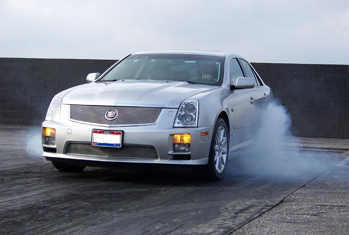 2006 cadillac sts v 1 4 mile drag racing timeslip specs 0. Black Bedroom Furniture Sets. Home Design Ideas