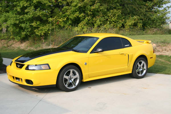 2004 Ford Mustang GT Vortech V2 SQ Supercharger