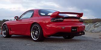 1993  Mazda RX-7 gt35r turbo picture, mods, upgrades