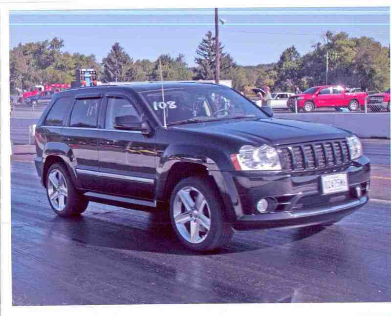 2007  Jeep Cherokee SRT8 Zex Nitrous picture, mods, upgrades