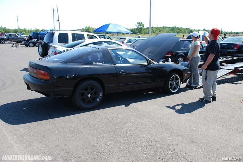 1991  Nissan 240SX GTS-t turbo picture, mods, upgrades
