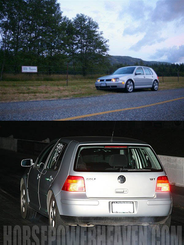 2000  Volkswagen Golf GLS 1.8T picture, mods, upgrades