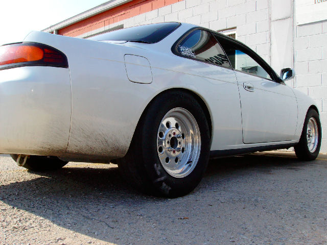 1995  Nissan 240SX Turbo picture, mods, upgrades