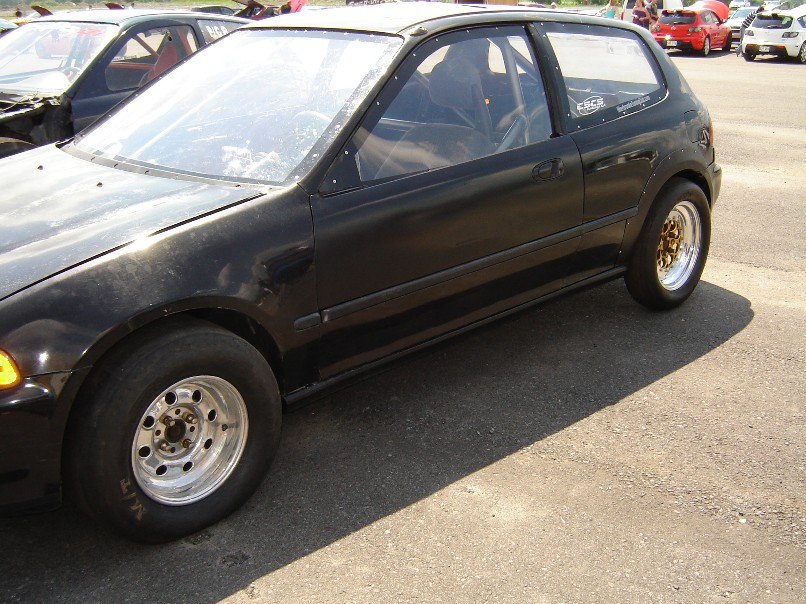1992  Honda Civic si picture, mods, upgrades