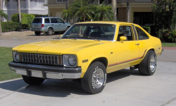 1977  Chevrolet Nova  picture, mods, upgrades