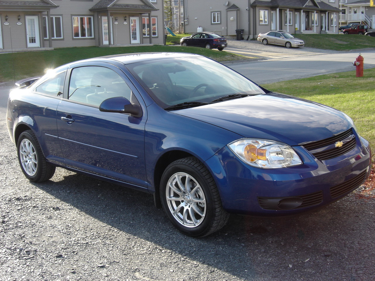 2005  Chevrolet Cobalt LS picture, mods, upgrades