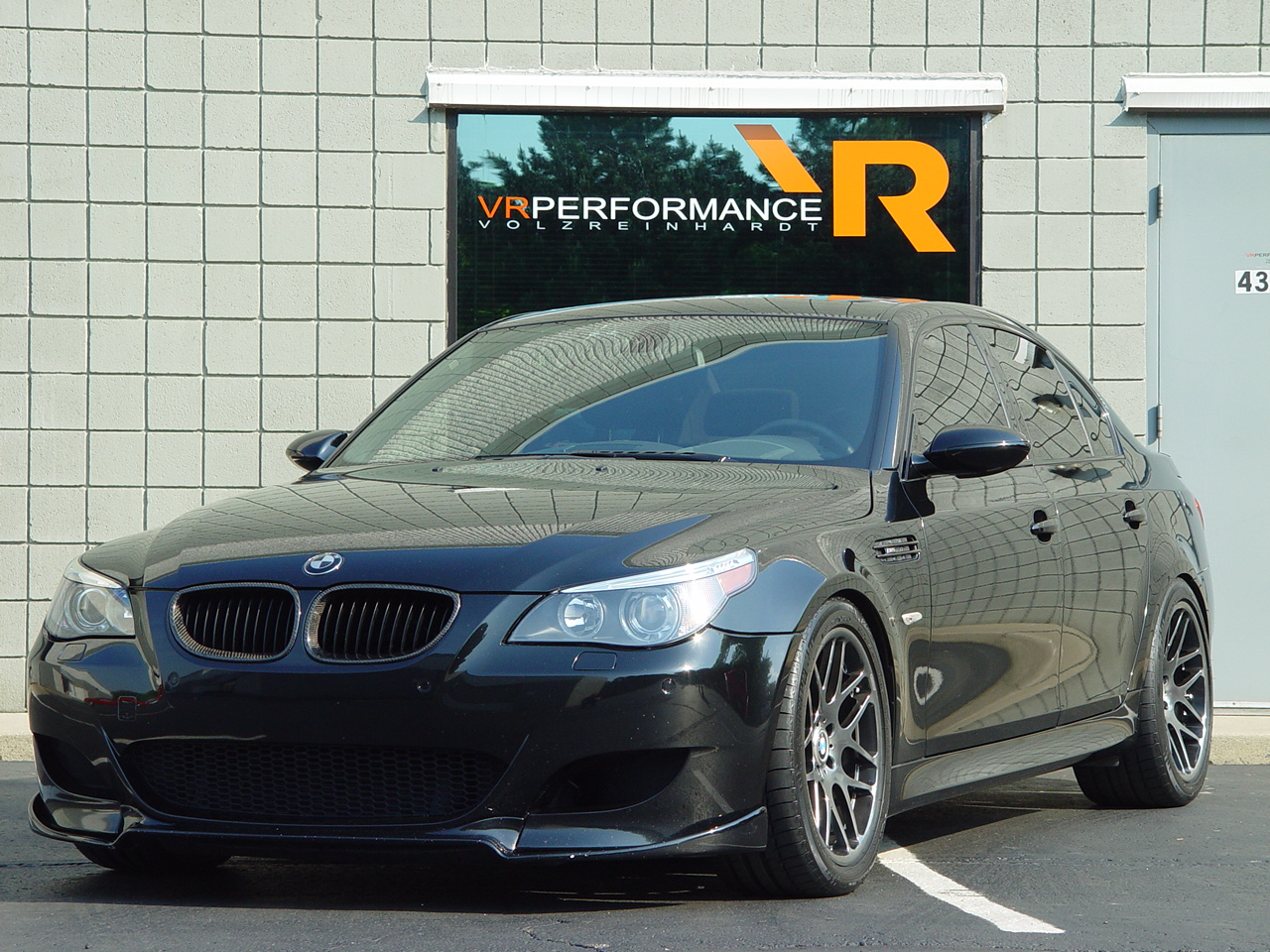 2006 BMW M5 Dinan Supersprint