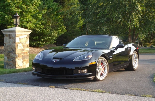 2008  Chevrolet Corvette Z06 picture, mods, upgrades