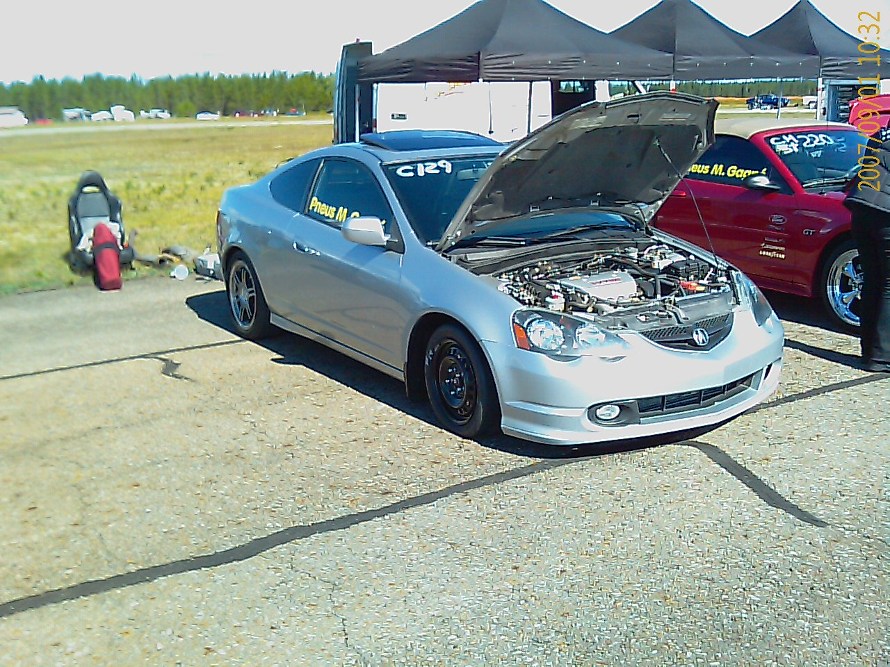 2004  Acura RSX TYPE-S picture, mods, upgrades