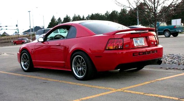1999 Ford Mustang Svt Cobra Dyno Sheet Details Dragtimes Com