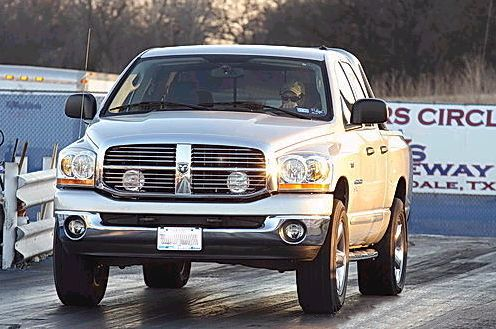 2006  Dodge Ram 1500 QC SLT 2WD picture, mods, upgrades