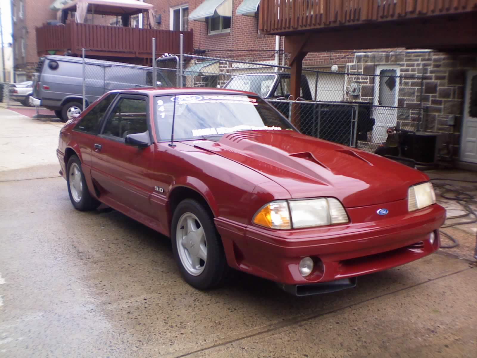 1991  Ford Mustang GT picture, mods, upgrades