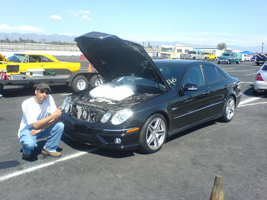 2007  Mercedes-Benz E63 AMG 030 picture, mods, upgrades