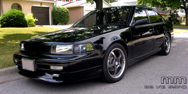 1992  Nissan Maxima SE (Manual) picture, mods, upgrades