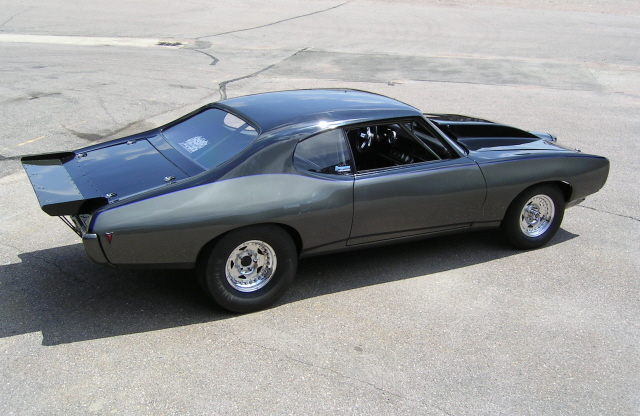 1968  Pontiac Le Mans  picture, mods, upgrades