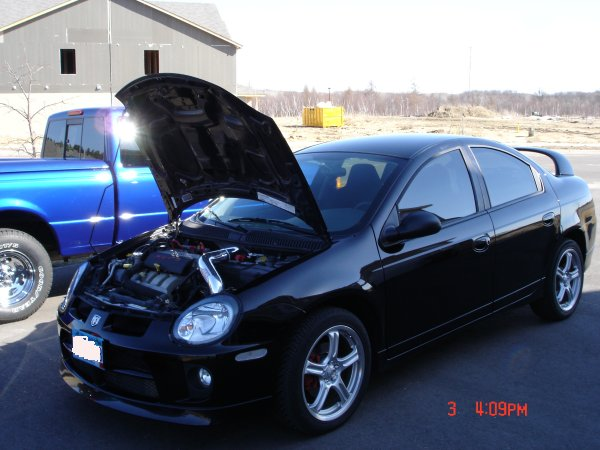 2003  Dodge Neon SRT-4  picture, mods, upgrades