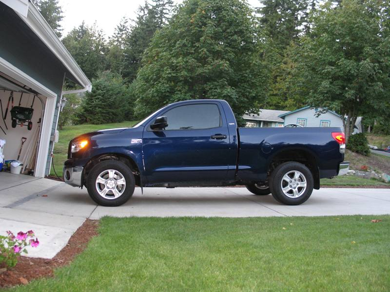 2007  Toyota Tundra RC/SB 5.7 picture, mods, upgrades