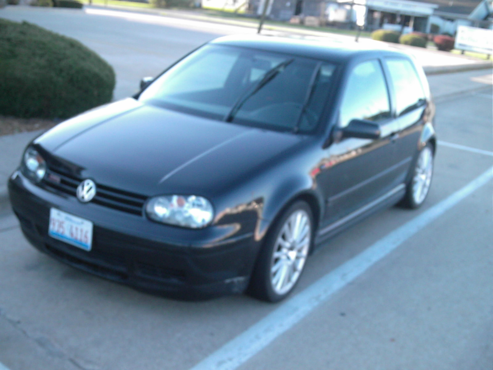 2003 Volkswagen GTI 20th ae