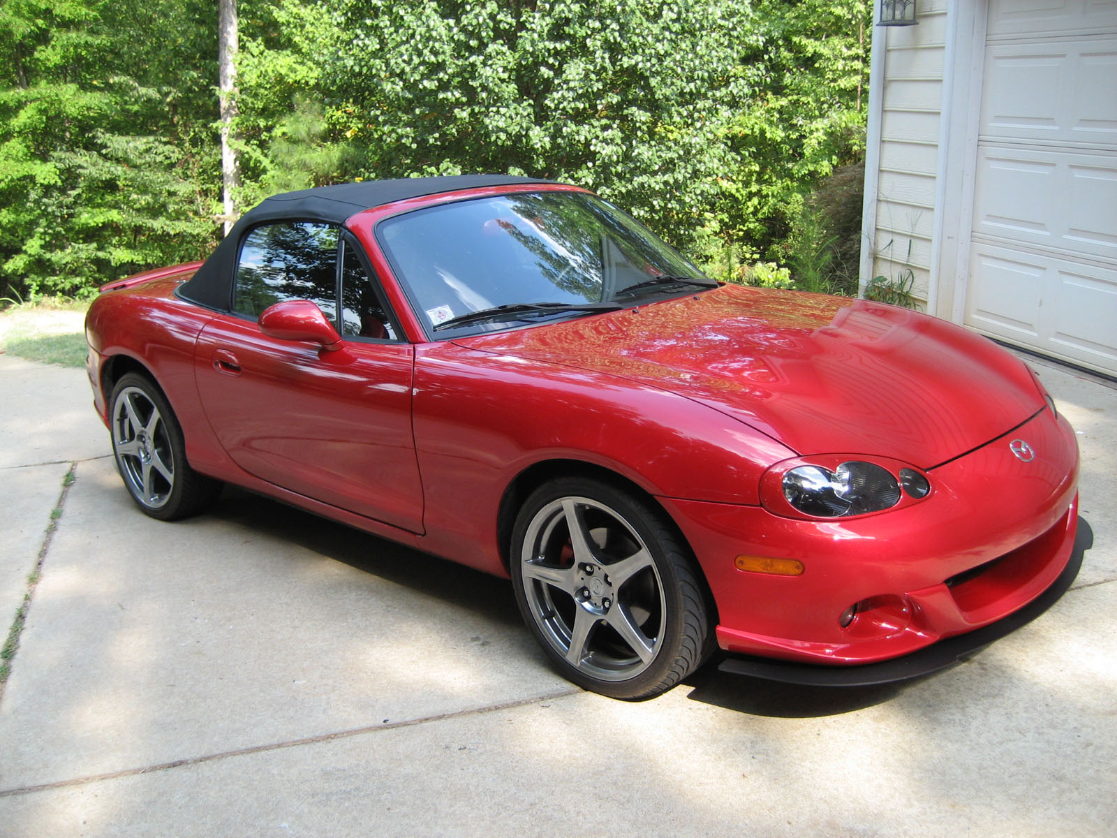 2004 mazda miata mx5 mazdaspeed 1 4 mile trap speeds 0 60. Black Bedroom Furniture Sets. Home Design Ideas
