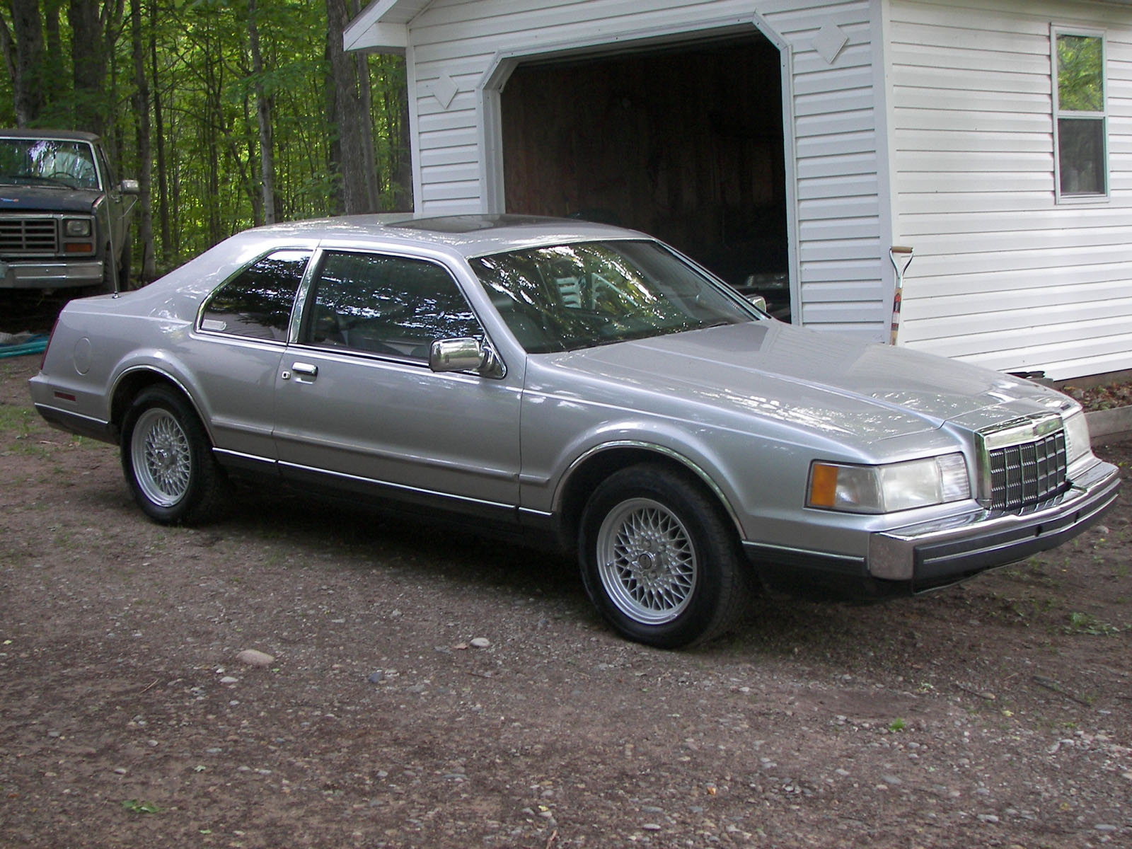 1990  Lincoln Mark VII LSC picture, mods, upgrades