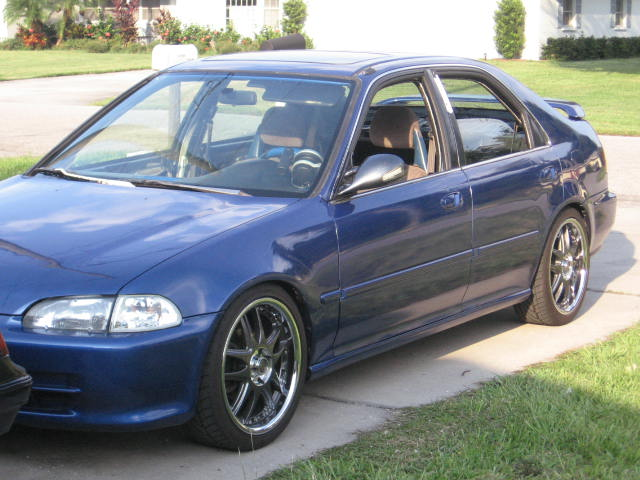 1993  Honda Civic EX picture, mods, upgrades