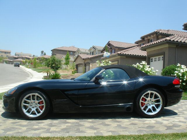 2004  Dodge Viper NX Nitrous 200 Shot picture, mods, upgrades