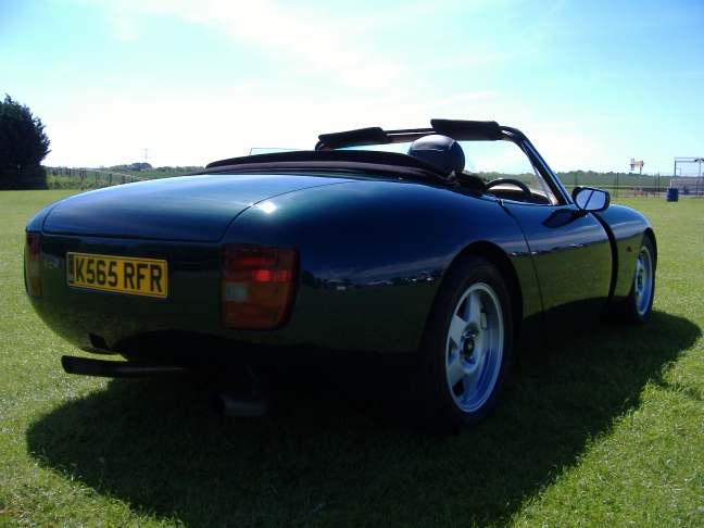 1992 TVR Griffith 430