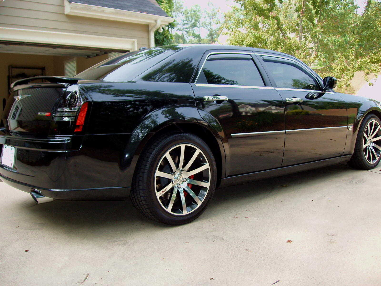 2006  Chrysler 300 300C SRT8 GSM Supercharged picture, mods, upgrades