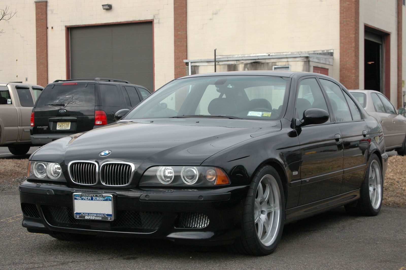 2003  BMW M5 S3 picture, mods, upgrades