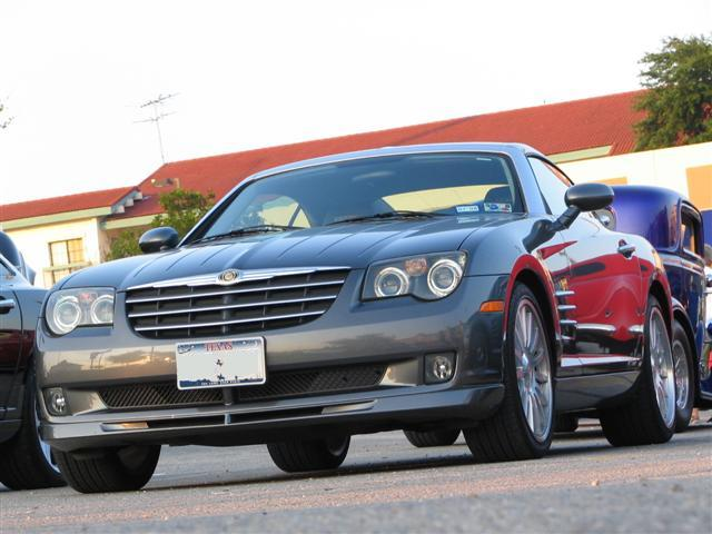 2005 Chrysler Crossfire SRT6 Coupe