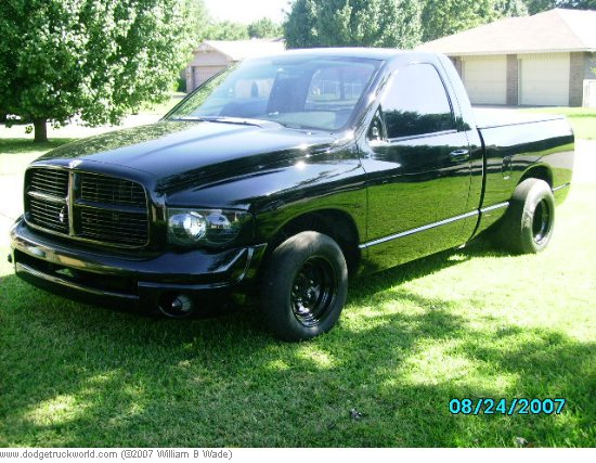 2003  Dodge Ram 1500  picture, mods, upgrades