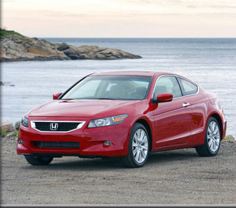 2008 Honda Accord EX-L Coupe