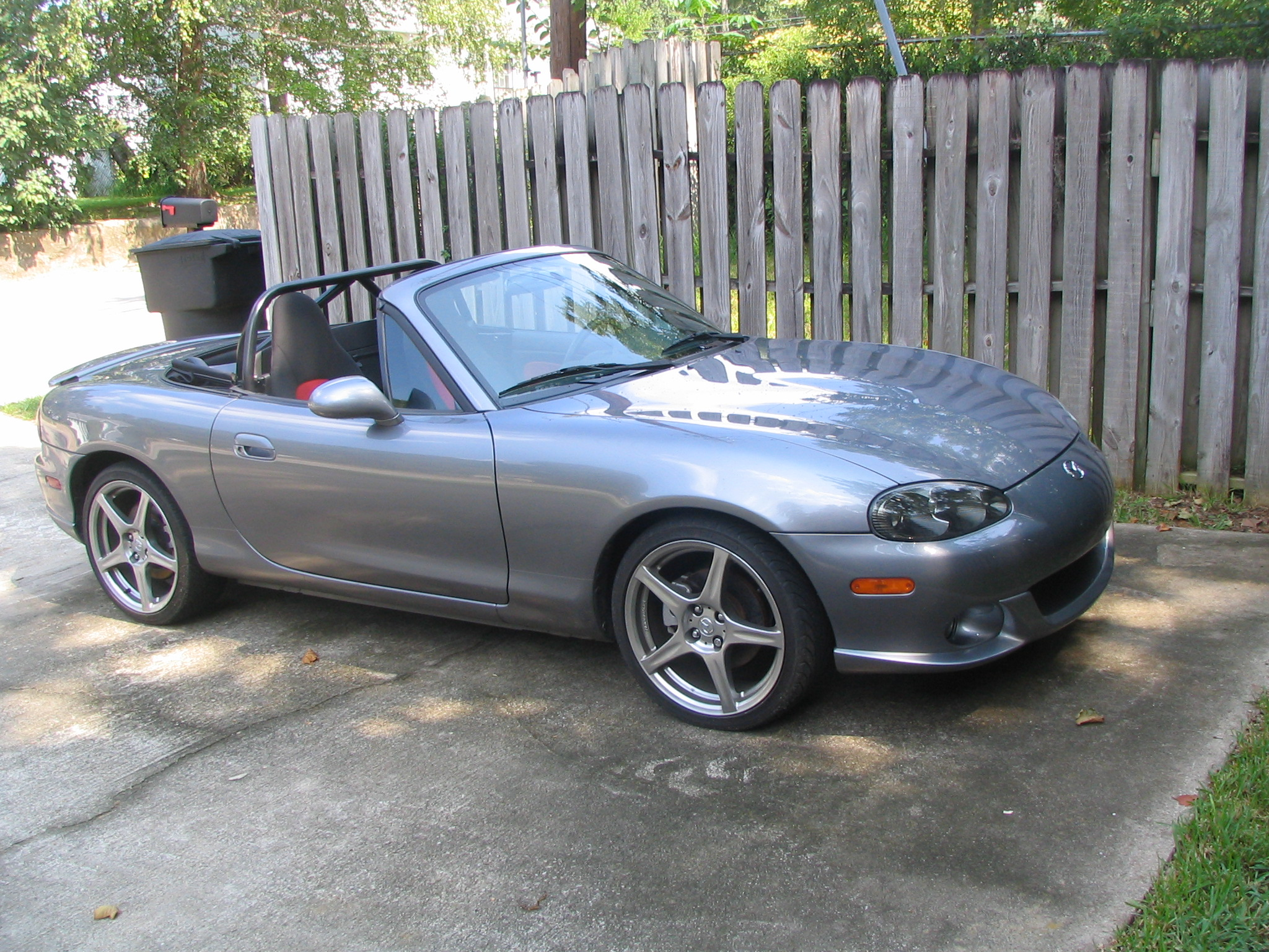 2004  Mazda Miata MX5 MazdaSpeed picture, mods, upgrades