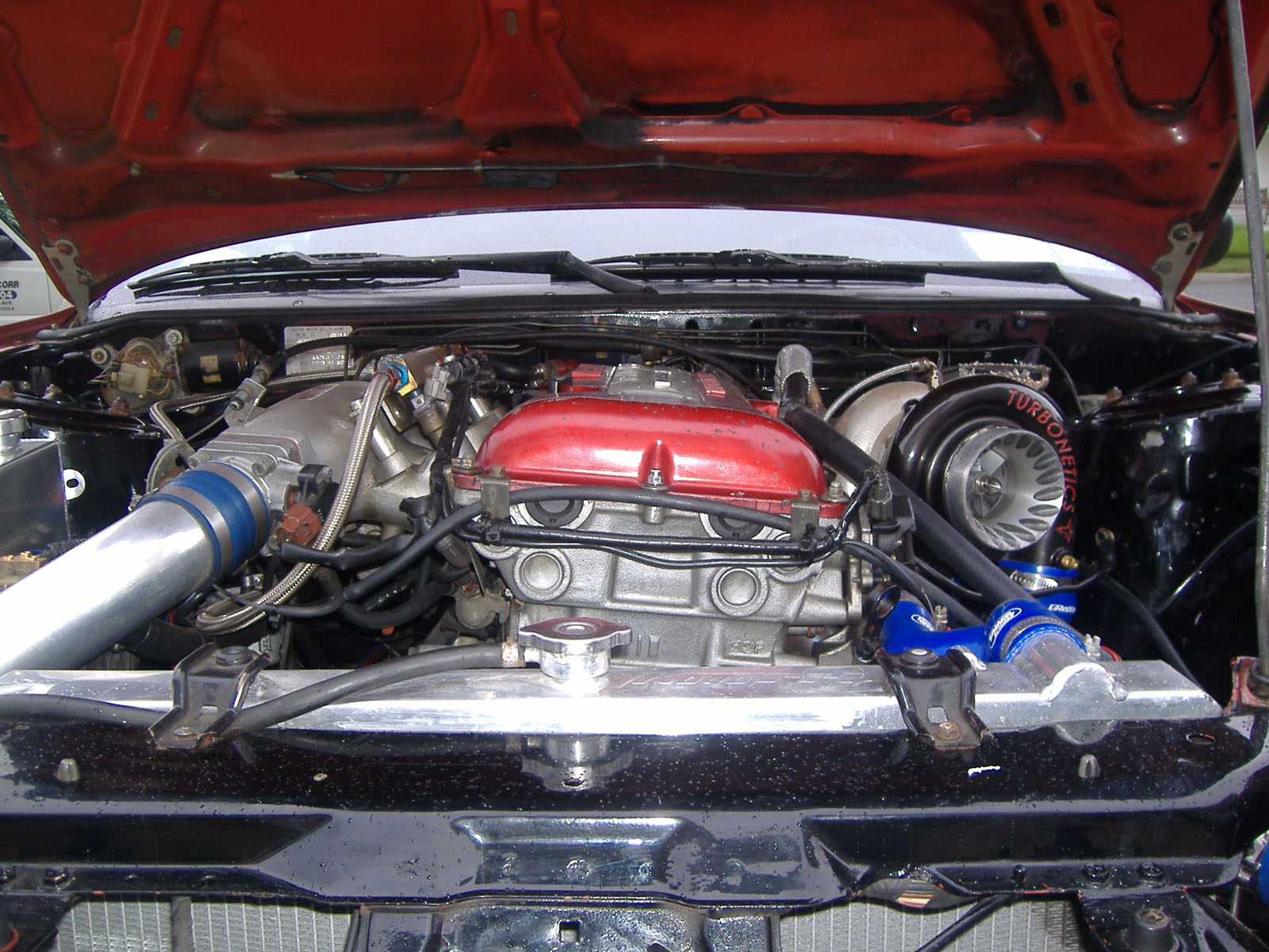 1989  Nissan 240SX GT-K Turbo picture, mods, upgrades
