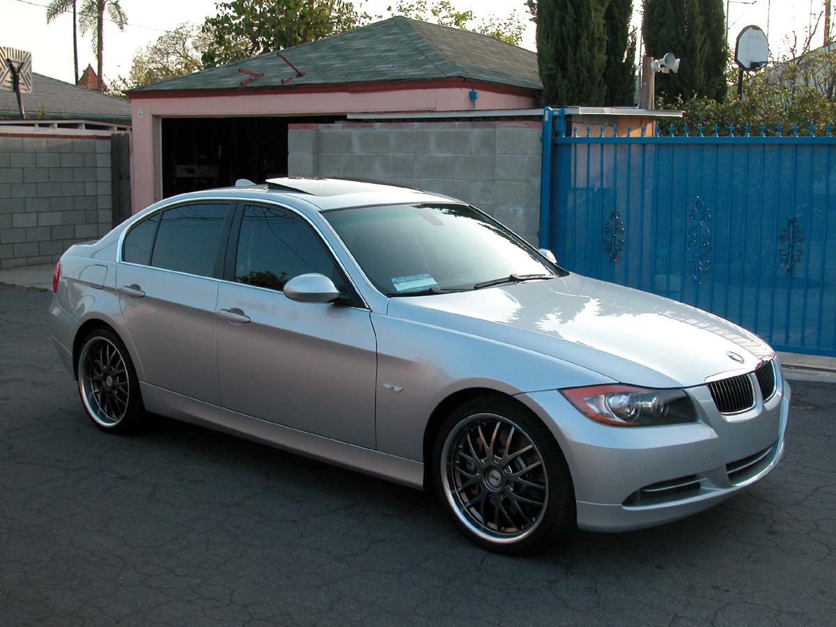 2007  BMW 335i  picture, mods, upgrades
