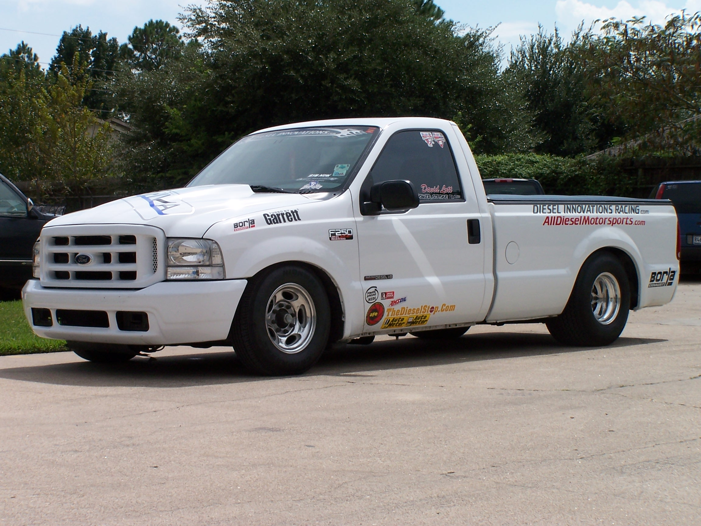 2000  Ford F250 Reg cab 2 wheel drive picture, mods, upgrades