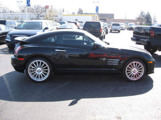2005 Chrysler Crossfire SRT/6