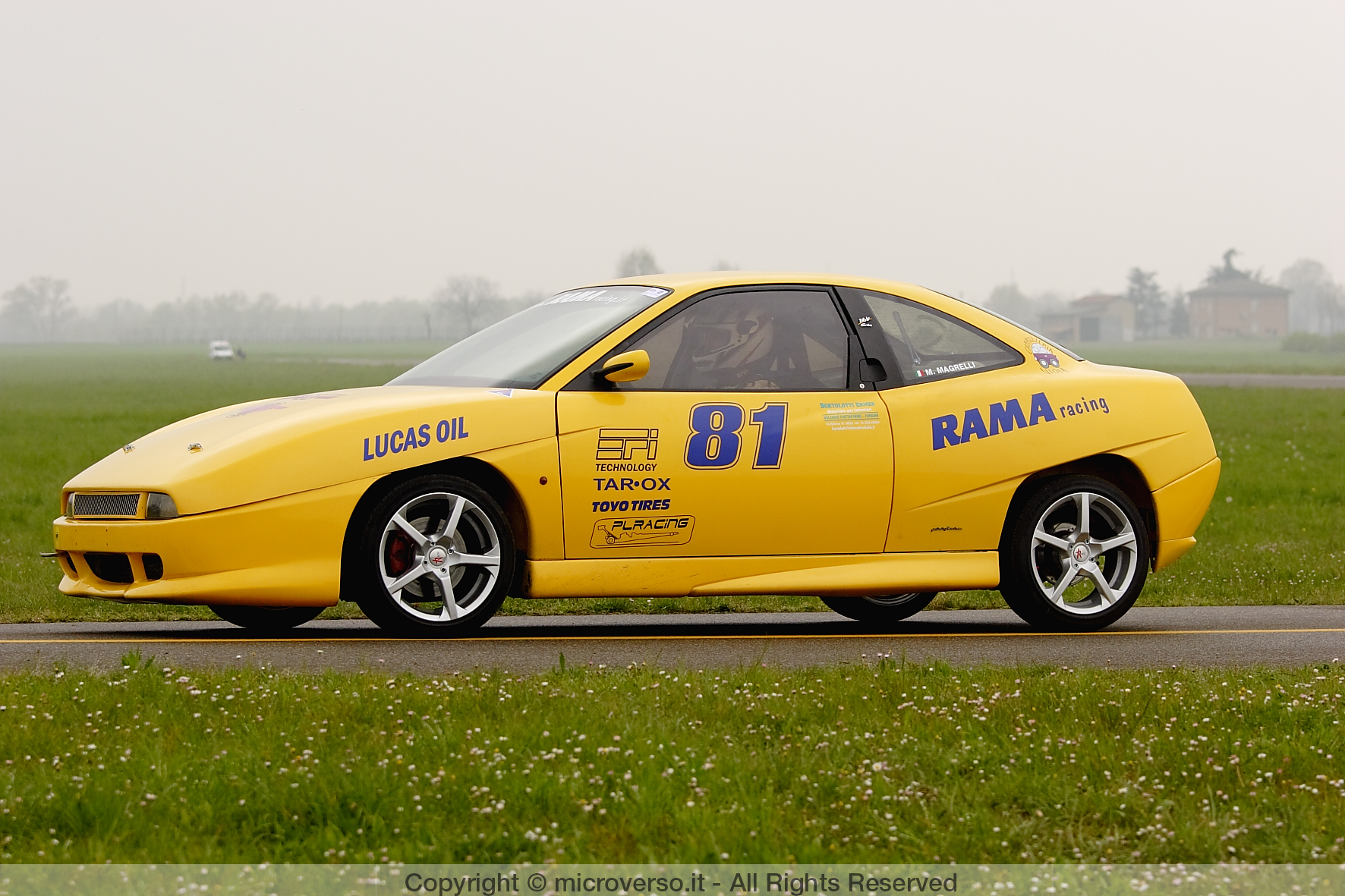 1995 Fiat Coupe 2.0 16v turbo 4x4
