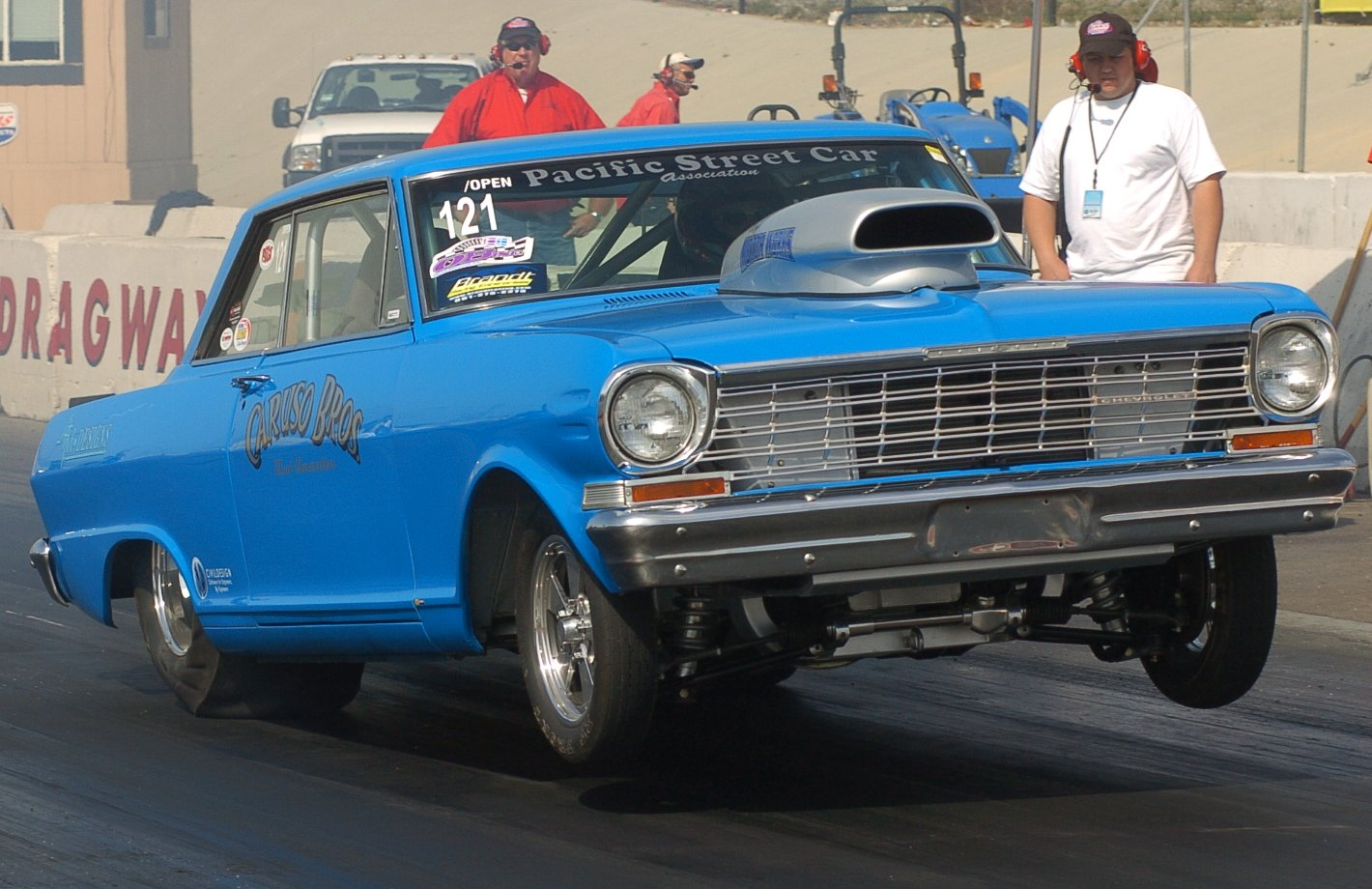 1964  Chevrolet Nova SS picture, mods, upgrades