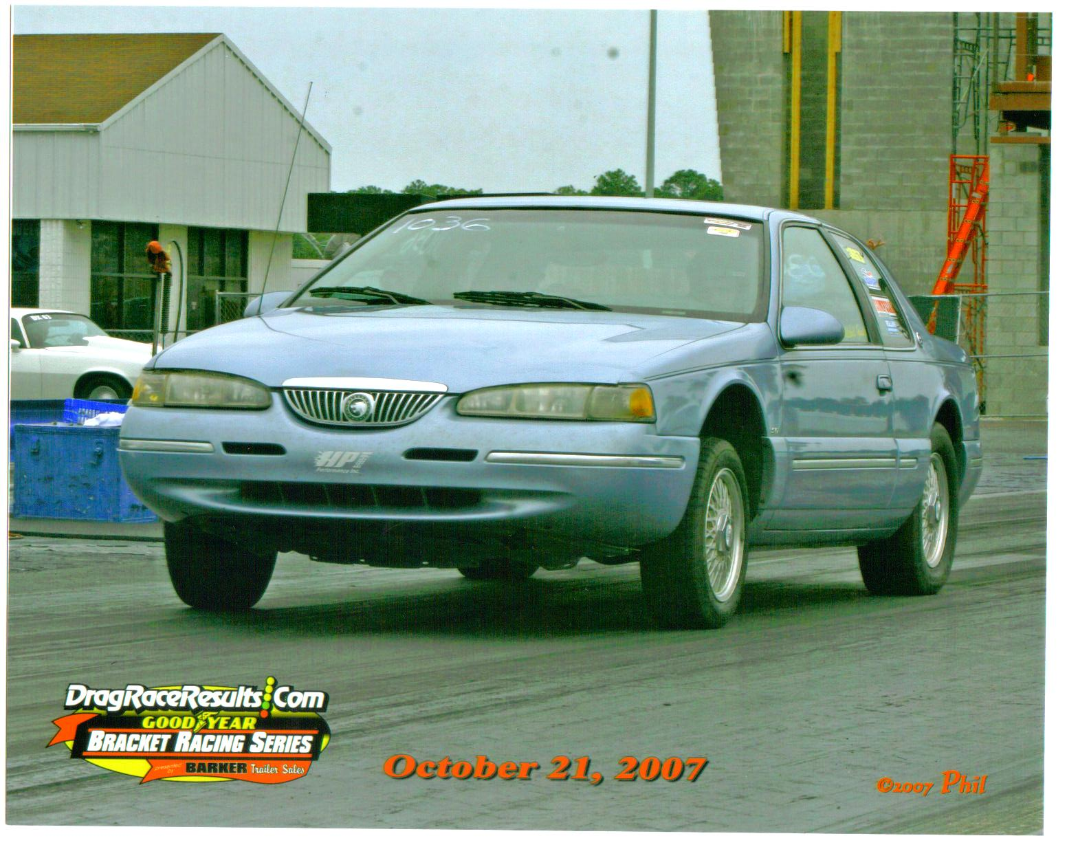 1997  Mercury Cougar XR-7 picture, mods, upgrades