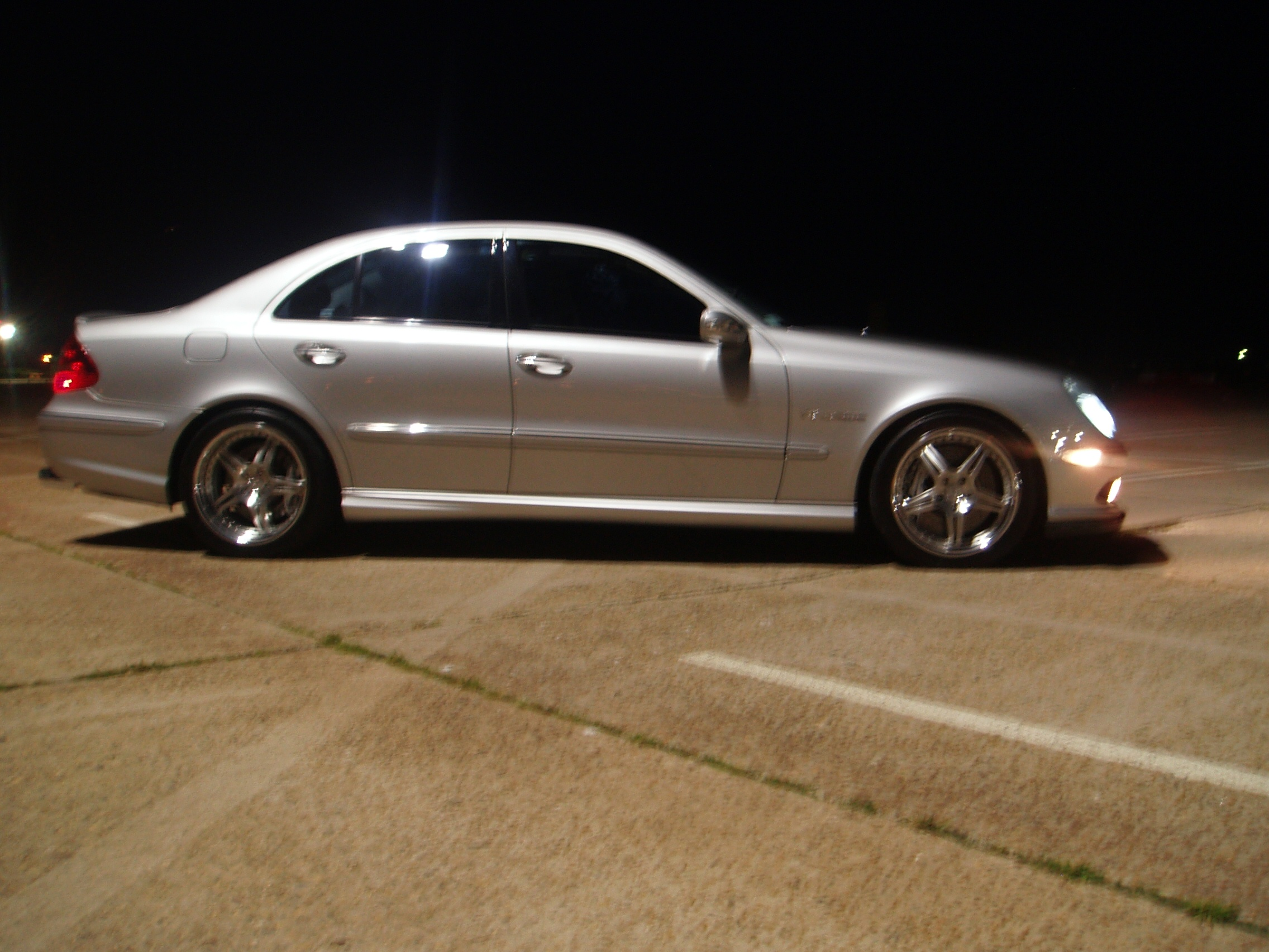 2004  Mercedes-Benz E55 AMG  picture, mods, upgrades