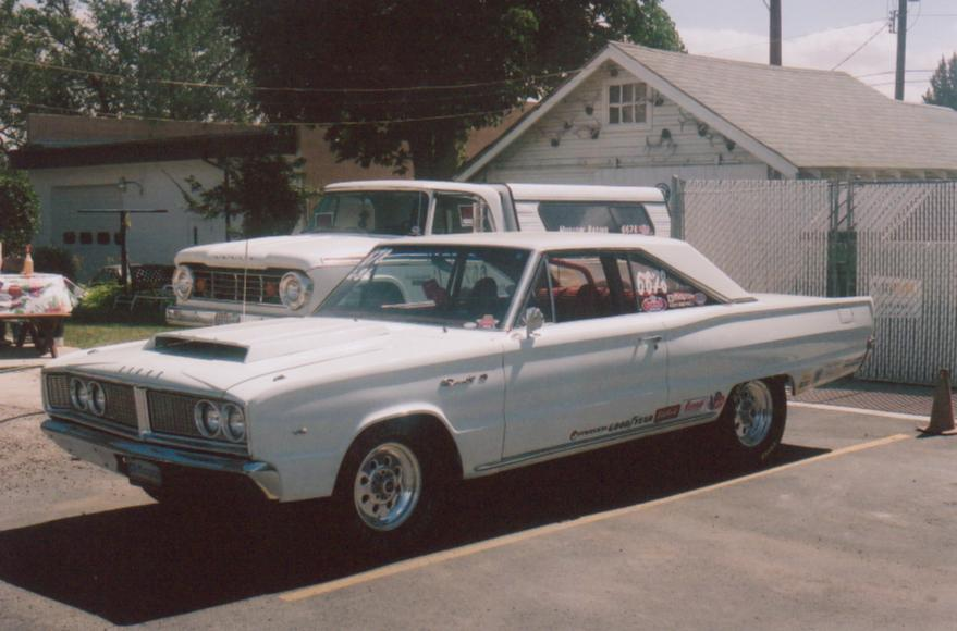 1966  Dodge Coronet 440 picture, mods, upgrades