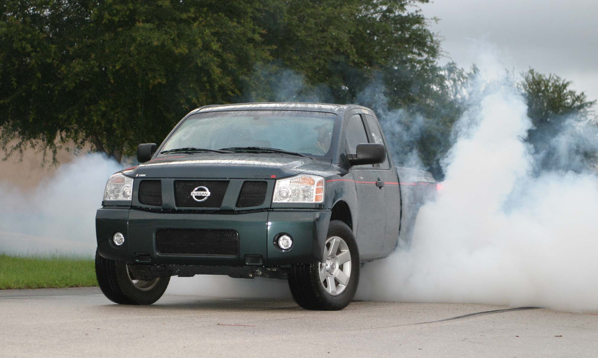 2005  Nissan Titan King Cab picture, mods, upgrades