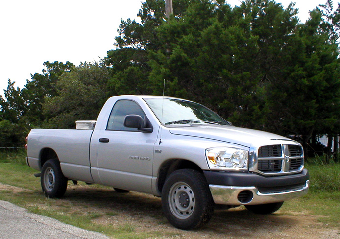 2007  Dodge Ram 1500  picture, mods, upgrades