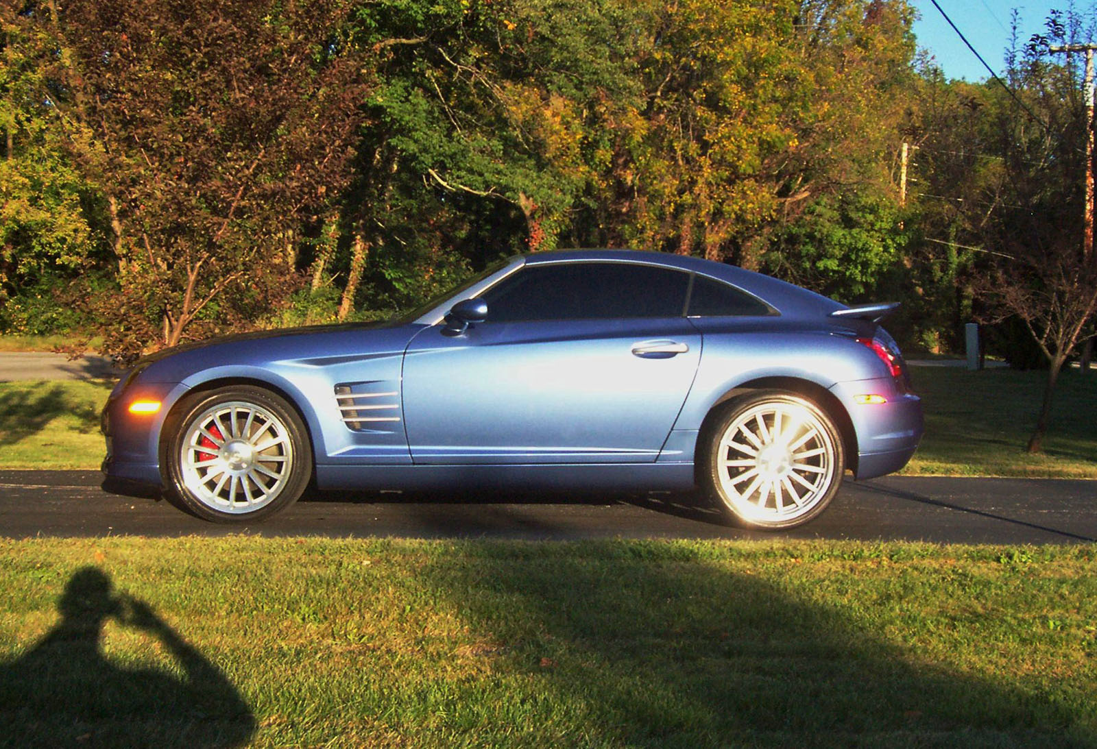 custom chrysler crossfire srt6. 2005 chrysler crossfire srt6 custom srt6